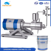 Machinery equipments anti scratch acrylic amino baking varnish