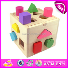 2015 most popular kids wooden intelligent diy toy,children intelligent toy,high quality baby toy W12D010-S