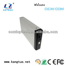 3.5 inch esata hdd external enclosure 4tb,3.5 inch sata/ide to usb2.0/usb3.0 interface support 4tb hdd external enclosure