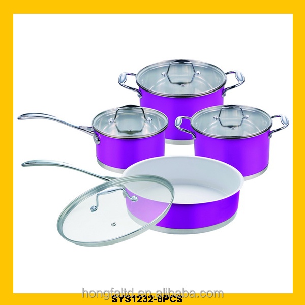stainless steel enamel casserole with good price