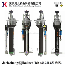 Jikai MZQT130/20 coal mine rock drilling and bolting machine pneumatic roof bolter