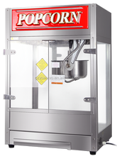 CE proved new commercial 16oz popcorn machine