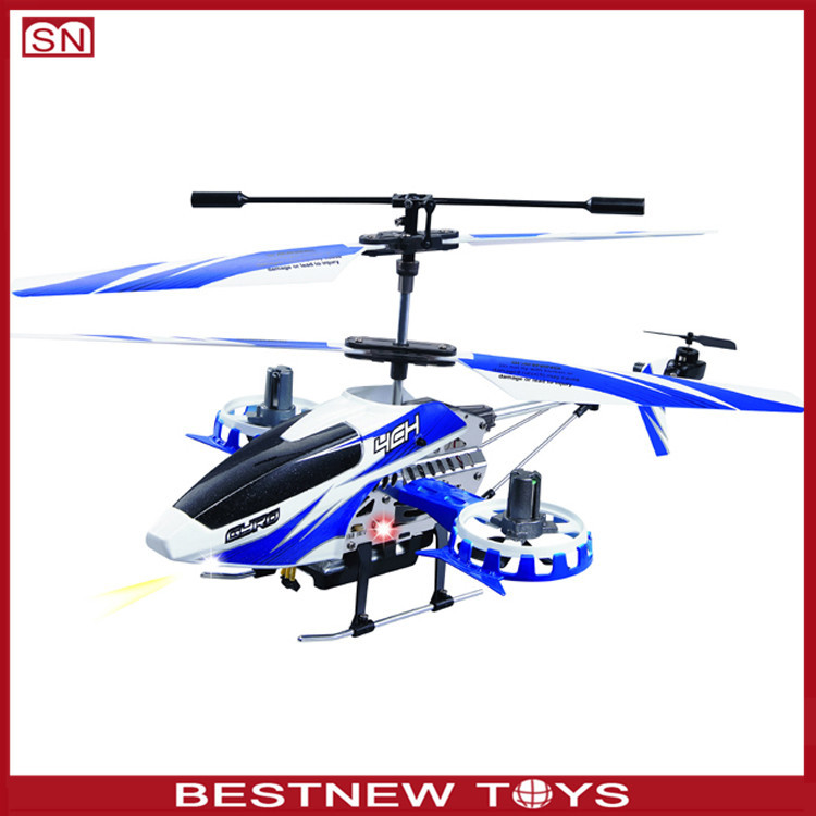 Infrared alloy remote control helicopter long flight time rc helicopter