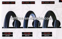 solid rubber bicycle tire 40-635 for bike