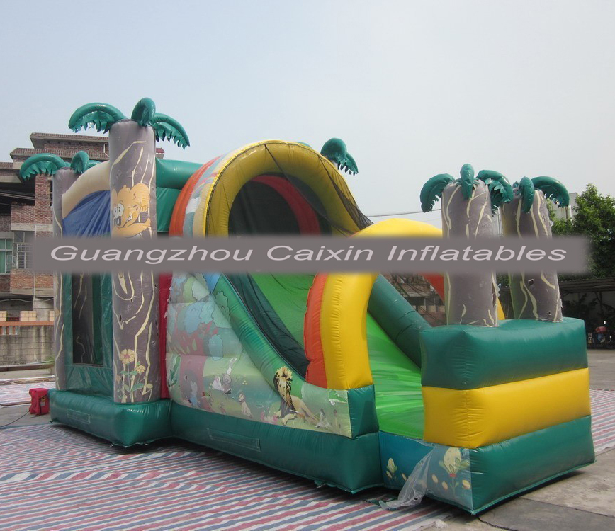 kids inflatable disco bouncer/jumping inflatable castles for sale