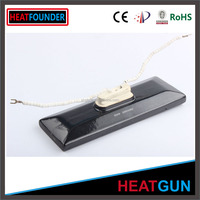 HOT SALE CUSTOMIZED ELECTRIC INFRARED CERAMIC HEATER PLATE IN STOCK