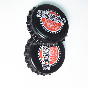 Best quality customized logo beer bottle crown cap