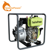 High Quality Agriculture Portable 7 hp Diesel Engine 3 Inch Irrigation Water Pump