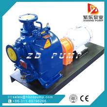 Electric motor Self-priming dirty water suction sewage pump