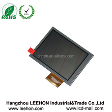 Transflective 2.4 inch qvga tft lcd display for outdoor handheld device