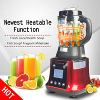 Nice Small Home Hot and Cold mixer glass jar blender