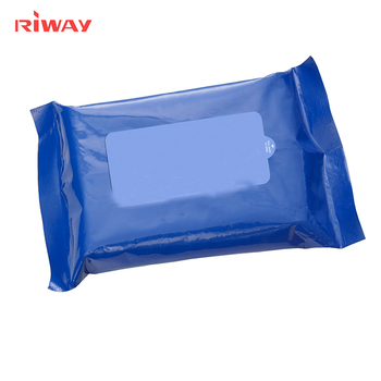 Spunlace Nonwoven Fabric disposable pocket wet pet wipes