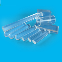 2018 low price clear casting custom made pmma acrylic rods and tubes