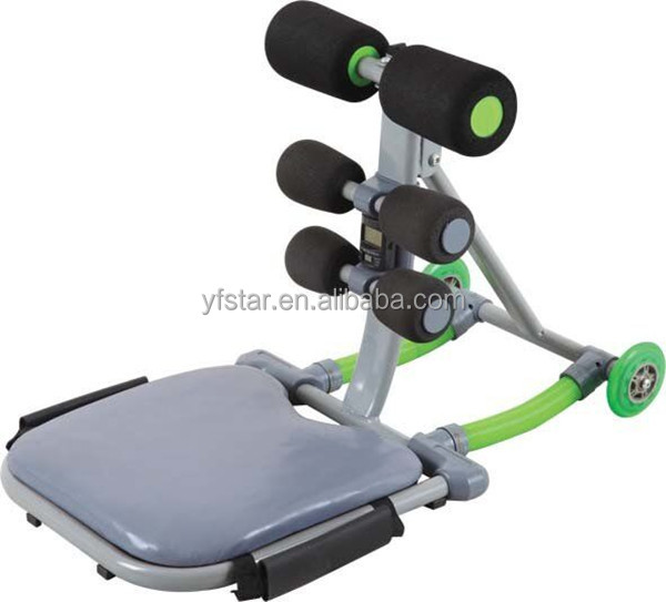Supply total core ab exercise equipment with spare parts