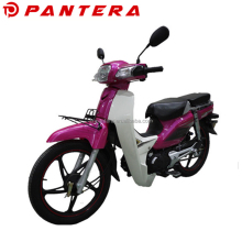China Motorcycle 90cc Moped Gasoline Motorbike C90 For Mexico