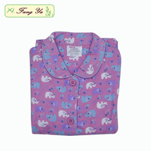Hot-Sale Enchanting Cotton Flannel Pajamas Sleepwear For Children
