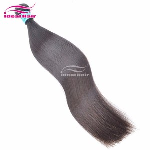 ideal No Shed Perfect Weave 3 Bundles 26 Inch Virgin Remy Brazilian Hair Weft,virgin brazilian hair 3 bundles