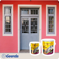 Geerda Multiple Color Exterior Wall Paint
