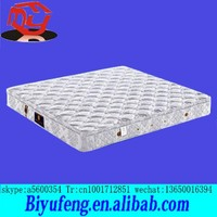 1.2*1.9 wash brand 3 d natural in adults Big core knitting spring mattress