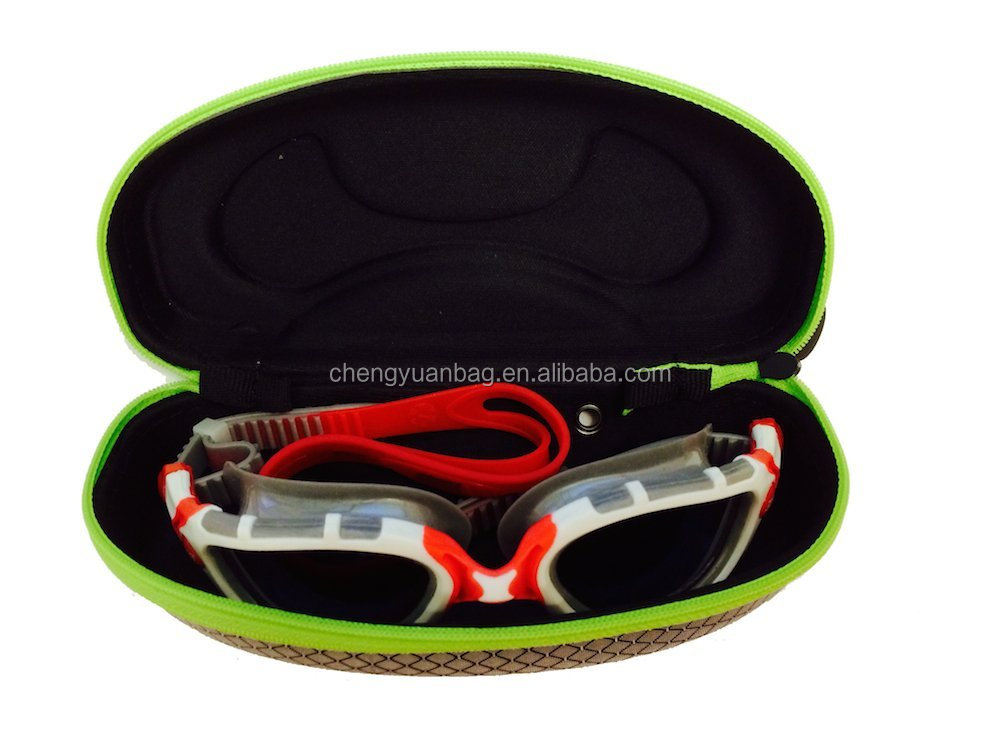 New Brand eva swimming goggles case/box