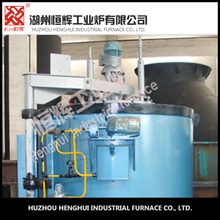 ISO9001 90KW Well type carburizing furnace for carbonitriding heat treatment