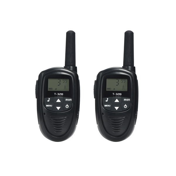Best selling ES-T32 kids two way radio for sports use with removable belt clip