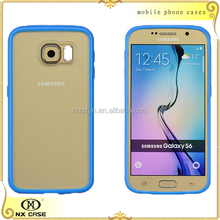 Newest 2015 christmas design wholesale mobile phone case for Samsung S6