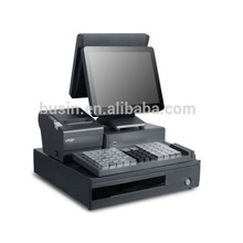 Dual Screen all-in-one liquor store point of sale embedded pos system devices