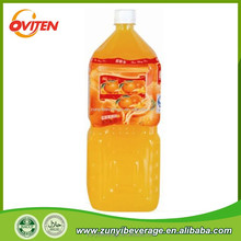 Orange Juice in 2L Plastic Bottle