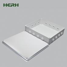 ip68 waterproof junction box cover plate electrical connector