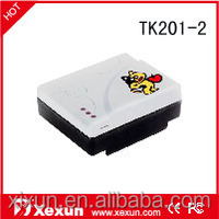 Manufacturer Original Xexun TK201-2 Super Light Weight Mini GPS Tracker for Cat with LBS Tracking and Geo-fence Alarm