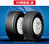 All Steel Heavy Duty New Radial TBR Truck Tires Wholesale Tires With Label ECE Smartway 11R22.5