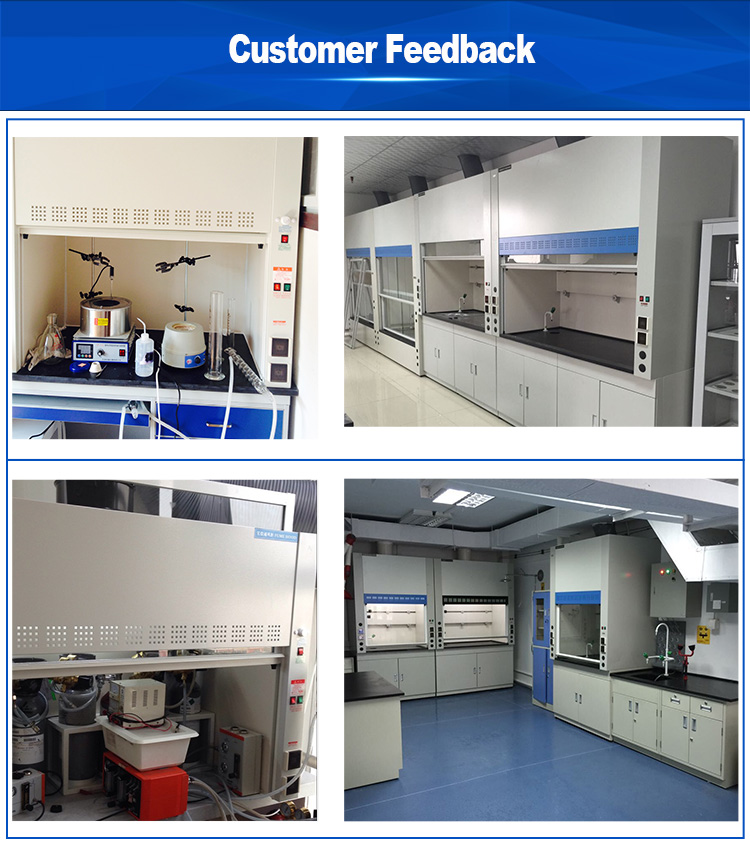 Laboratory fume absorber soldering fume extractor laboratory fume chamber equipment