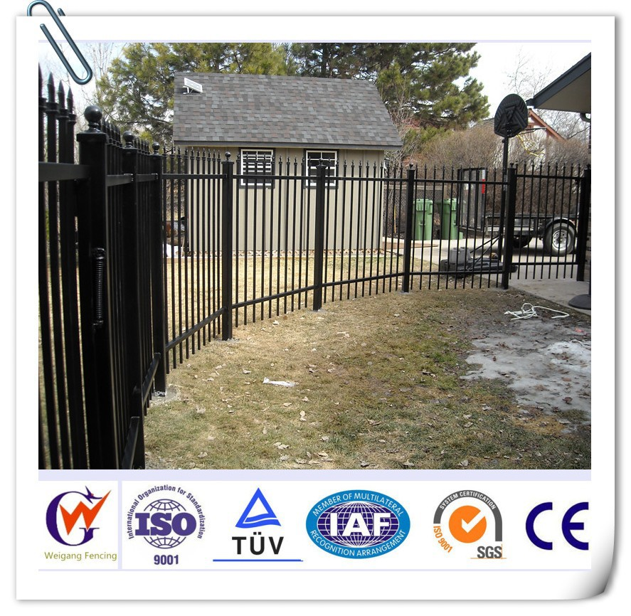 fence backyard metal fence outdoor dog fence product on