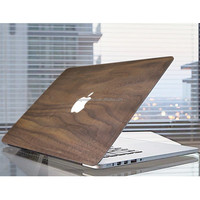 For Apple Consumer Electronics Wood Stickers Skins Laptops Accessories For Macbook Cover Skins