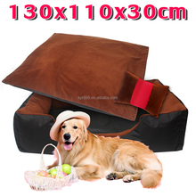 XXL Deluxe Soft Washable Dog Pet Warm Basket Bed Cushion Full Cotton
