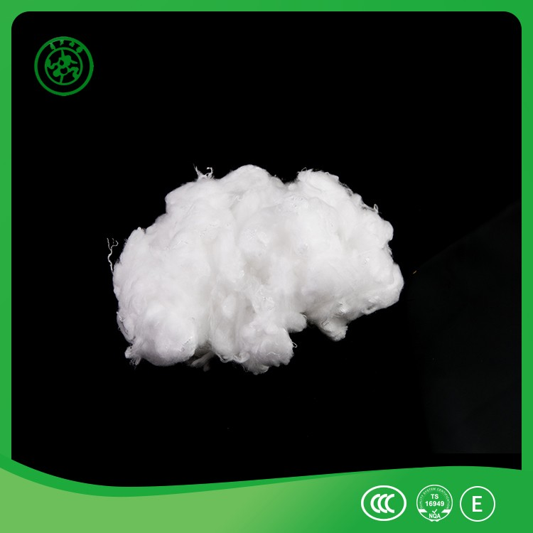 Good recycled polyester stable/staple fiber 7dx32mm, 7dx64mm