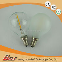 wholesale price cob dimmable filament led bulb lamp warm white