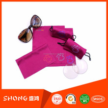 2017 new design glasses cleaning cloth