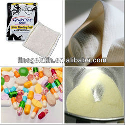 gelatin for pharma products/medical gelatin/gelatin powder
