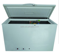 Absorption Large Capacity Deep Chest Freezer XD-200 with Basket