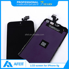 for iPhone 5 lcd screen assembly, lcd assembly for iphone 5g