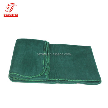 Alibaba Quality Factory Anti-pilling Heavy Fleece Travel Blanket
