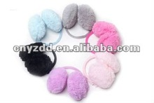 plush ear muff ear warmer