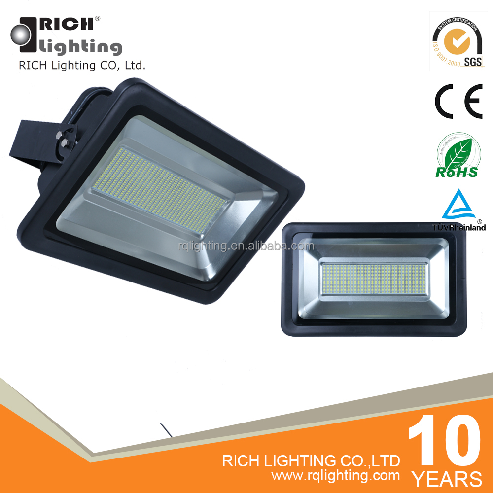 Outdoor Integrated led flood light 200W 300W 400W waterproof IP66 SMD Flood light led