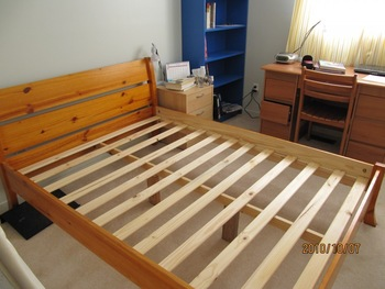 bed slats with carb certificate for bed frame