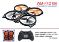 Very Big 2.4Ghz 6 Axis Gyro 4Channles aerocraft radio control quadcopter