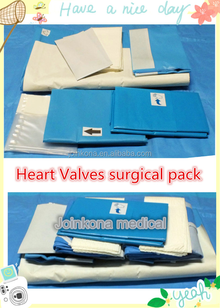 Medical Heart Valves Surgical Pack