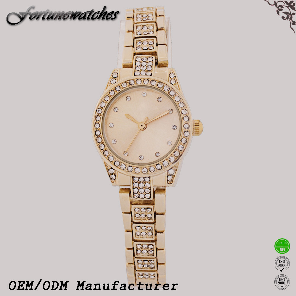 Hot sale fashion chain wrist watch for women