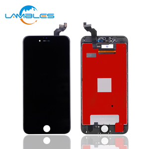 100% One by One Test Mobile Phone LCD For iPhone 6S Plus LCD Touch Screen Display Digitizer Assembly Replacement